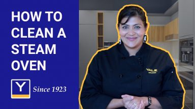 How to Clean a Steam Oven - Wolf, JennAir, and Thermador