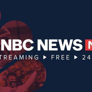 LIVE: NBC News NOW - October 6