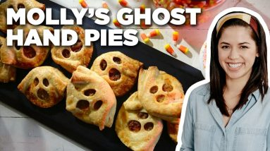 Molly Yeh's Ghost Hand Pies with Honey Dijon | Girl Meets Farm | Food Network